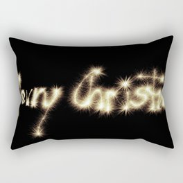 merri christmas Rectangular Pillow