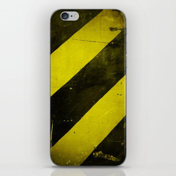 Warning II! iPhone Skin