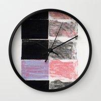 hands Wall Clocks featuring HANDS by Brandon Neher
