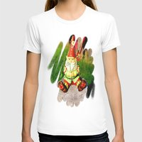 gnome T-shirts featuring Gnome by Raffaella315
