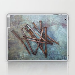 a bunch of nails Laptop & iPad Skin