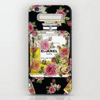 perfume iPhone & iPod Skins featuring Perfume by radaaban