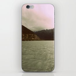 Cloudy Mountain | Photography iPhone Skin