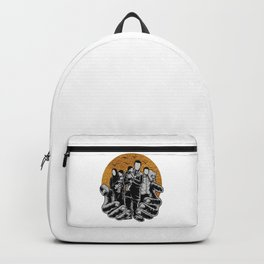 Refugees Welcome Backpack