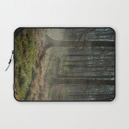 Misty Beech  Laptop Sleeve