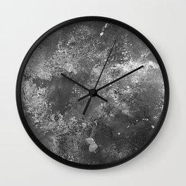 marbled dreams Wall Clock