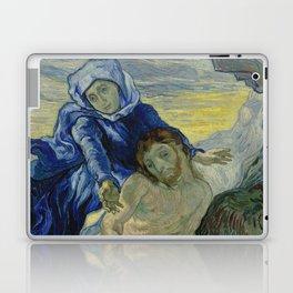 Pietà (after Delacroix) Laptop & iPad Skin