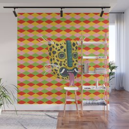 Mexican Leopard Wall Mural