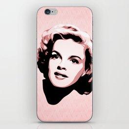 Judy Garland - Pop Art iPhone Skin
