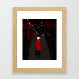 Misforautumn Framed Art Print