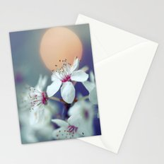 Oriental Blossom Stationery Cards