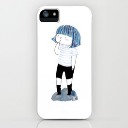I am I iPhone Case