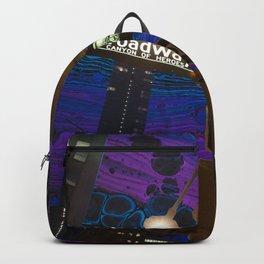 good night new york  Backpack