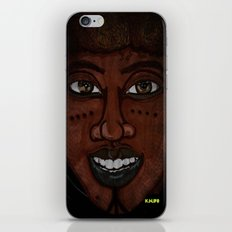 Afrikan Beauty iPhone & iPod Skin