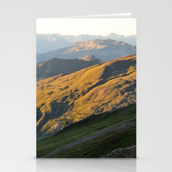 A Peaceful Feeling Stationery Cards