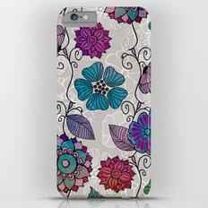 Flower Flow #2 iPhone 6s Plus Slim Case