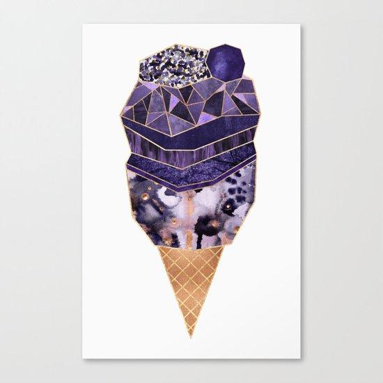 Ice Cream 1 Canvas Print