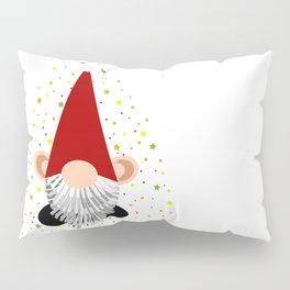 Santa - Gnome Pillow Sham