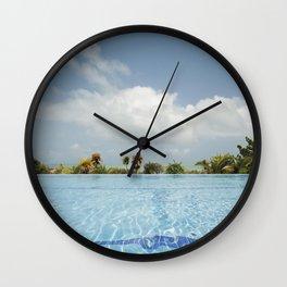 Grand Sirenis Riviera Maya Resort Akumal Mexico Wall Clock