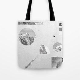 monochromatic Tote Bag