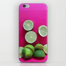 Cherry Limeade iPhone Skin