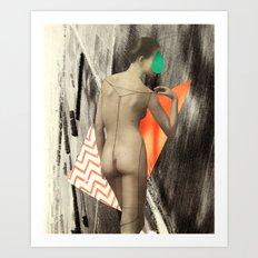 umbrage Art Print