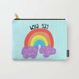Hella Gay Carry-All Pouch