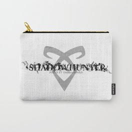 Dust and Shadow Carry-All Pouch