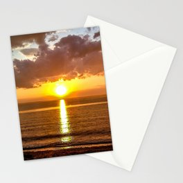 Sunset on the Chesapeake #1 Stationery Cards