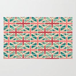 British/UK Flag Pattern Rug