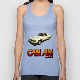 Can Am Crazy Unisex Tank Top