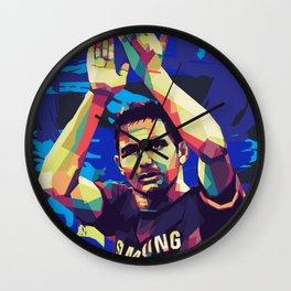 Frank Lampard Football Legend Wall Clock