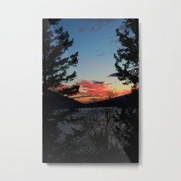 Morning Glory sunrise Metal Print