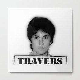 TRAVERS Metal Print