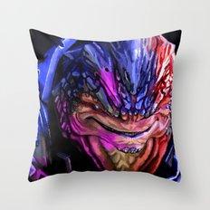 Grunt Throw Pillow