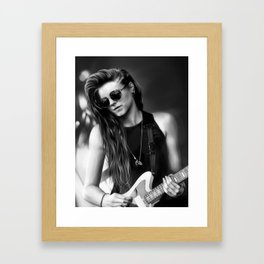 Lynn Gunn Framed Art Print