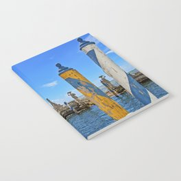 Vizcaya Barge Adventures Notebook