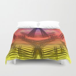 Rough Prototype of a Starship Duvet Cover