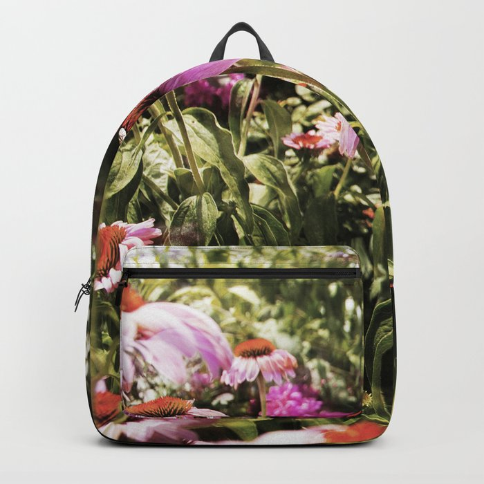Summer in the Ether: Wild Flowers of Bright Pastures Rucksack