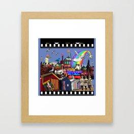 Fabulous Brighton Framed Art Print