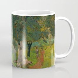 "Paul Gauguin ""Coming and Going, Martinique"" Coffee Mug"