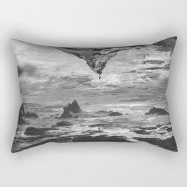 Parallèle Rectangular Pillow