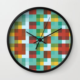 Cubical Wall Clock