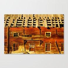 Preservation Canvas Print