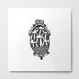 Oceanic Metal Print