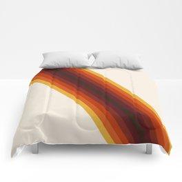Rewind- Vintage Retro #2 Comforters