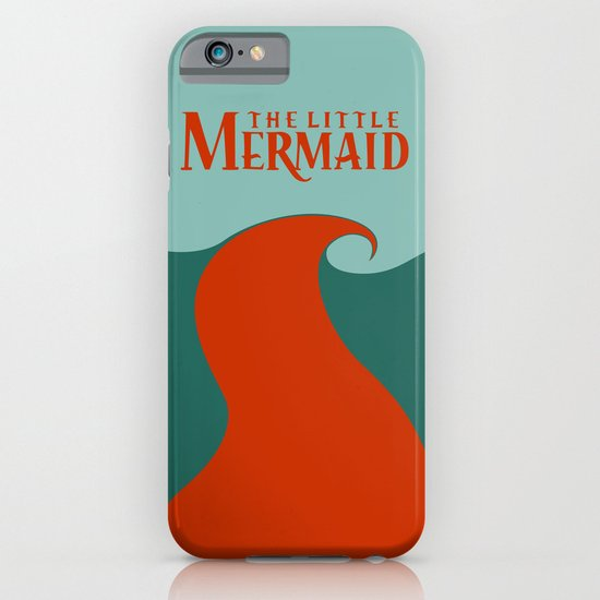 The Little Mermaid iPhone & iPod Case