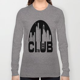 CLUB 55  Long Sleeve T-shirt