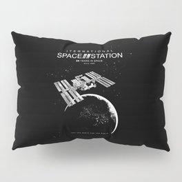 ISS-International Space Station-NSA-ESA-Soyuz-Space Shuttle-Astronomy Pillow Sham