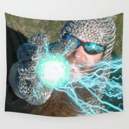 LET'S PLAY CHAINBALL! Wall Tapestry